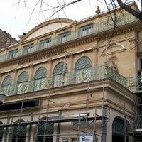 Photo taken at Théâtre du Gymnase by Matt T. on 12/30/2012