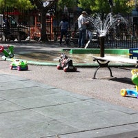 Photo taken at First & First Playground by Ebai K. on 9/15/2013