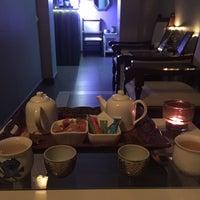 Photo taken at Original thai spa «Белый Лотос» by Veronika Z S. on 11/27/2016
