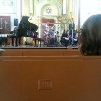 Photo taken at Sinagoga by Diana M. on 11/2/2014