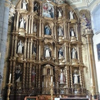 Photo taken at Templo de Santo Domingo by Sadath P. on 1/26/2013