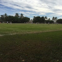 Photo taken at Canchas ejidal las juntas by Guillermo G. on 1/19/2017