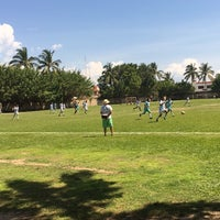Photo taken at Canchas ejidal las juntas by Guillermo G. on 7/6/2017