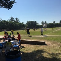 Photo taken at Canchas ejidal las juntas by Guillermo G. on 11/26/2016