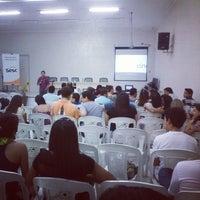 Photo taken at Biblioteca Faculdades INTA by Jonas D. on 9/9/2014