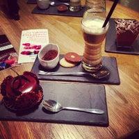 Photo taken at Chocolat by Ioana R. on 2/6/2015
