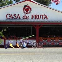 Photo taken at Casa de Fruta by Tamara B. on 4/8/2013