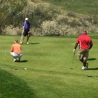 Photo taken at Black Bear Golf Club by Bear on 4/26/2015