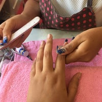 Photo taken at Nail spa by Tan&Beauty by Asky A. on 10/7/2016