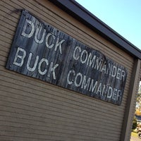 Photo taken at Duck Commander Headquarters by Patricia T. on 11/21/2012
