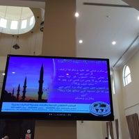Photo taken at جامع الأبرار by Abdullah Aldaghfag ع. on 3/7/2014