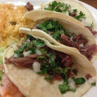 Photo taken at El Taco Asado by Lulu P. on 3/23/2013