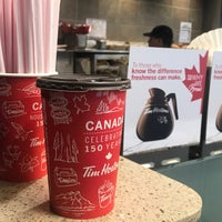 Photo taken at Tim Hortons by Bruce W. on 6/11/2017