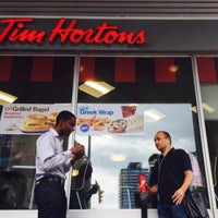 Photo taken at Tim Hortons by Bruce W. on 8/17/2016