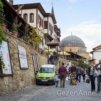 Photo taken at Taş Mektep Konağı by Gezen Anne on 2/7/2014
