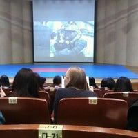 Photo taken at Hanyang Univ. 백남학술정보관 by 하와 사. on 2/28/2017
