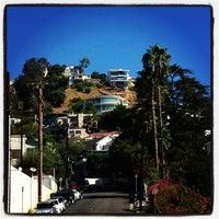 Снимок сделан в Hollywood Hills пользователем Oliver F. 8/29/2013