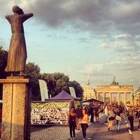 Das Foto wurde bei Hanfparade von Konstantin K. am 8/10/2013 aufgenommen