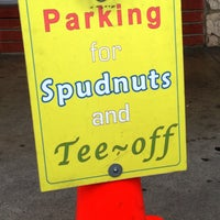 Photo taken at Spudnuts by Emilia D. on 7/5/2013