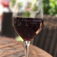 Photo taken at Rancho Capistrano Winery by Emilia D. on 5/21/2017