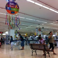 Photo taken at Carrefour by Willian O. on 1/30/2013