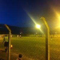 Photo taken at Estádio Municipal Jaime Silva by Willian O. on 5/5/2013