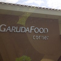 Photo taken at GarudaFood Corner by Ardina R. on 8/10/2013