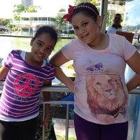 Photo taken at Atracciones El Lago by Neris R. on 2/9/2014