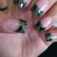 Photo taken at Daisy Nails by g m. on 10/11/2013