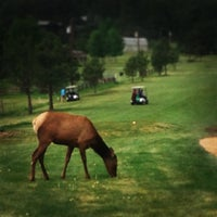 Photo taken at Evergreen Golf Course by William M. on 6/17/2013