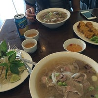 Photo taken at Pho Mi 99 by Alessia M. on 6/17/2014