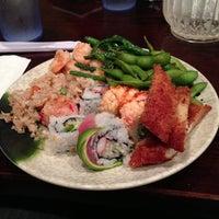 Photo taken at Nara Sushi by Benjamin M. on 8/2/2013