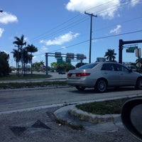 Photo taken at Florida's Turnpike & Coconut Creek Pkwy / Hammondville Rd by MARIA C. on 6/5/2014