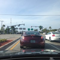 Photo taken at Florida's Turnpike & Coconut Creek Pkwy / Hammondville Rd by MARIA C. on 4/29/2014
