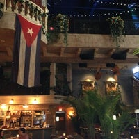 Photo taken at Cuba Libre Restaurant & Rum Bar by Dani R. on 7/17/2013