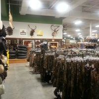 Photo taken at Sportsman's Warehouse by Seval K. on 5/29/2014