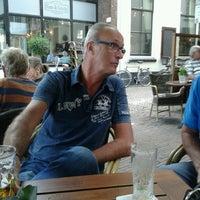 Photo taken at Stads Stamcafe De Waagschaal by Rita B. on 8/17/2013