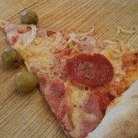 Photo taken at Pizzeria Gloria by Ljudevit H. on 5/28/2013