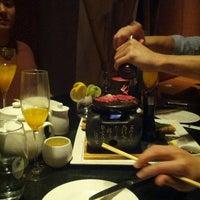 Photo taken at Nisen Sushi by Peter C. on 3/20/2013
