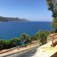 Photo taken at Kaş Marin Hotel Restorant by Seyyid Ali on 6/22/2015