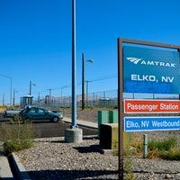 12/19/2012 tarihinde Kevin M.ziyaretçi tarafından Elko Amtrak (ELK)'de çekilen fotoğraf