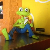 Photo taken at Señor Frog's by Tommy H. on 8/9/2013