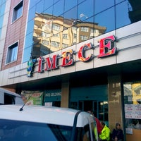 Photo taken at İmece Market by Sait O. on 3/21/2014