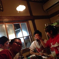 Photo taken at まるびや by ごめす on 9/11/2014