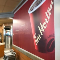 Photo taken at Tim Hortons by Michael L. on 3/26/2017