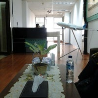 Photo taken at Garuda Indonesia Surabaya Office by Destin P. on 3/14/2013