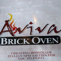 Photo taken at Aviva Pizzeria by Alan V. on 11/15/2016