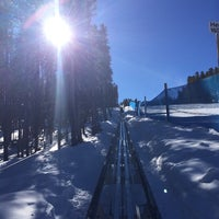 Photo taken at Gold Runner Alpine Coaster by Christopher S. on 11/29/2013