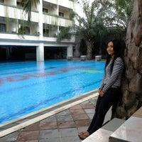 Photo taken at Nirmala Swimming Pool by Risma P. on 8/4/2013
