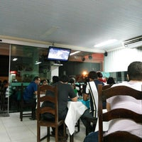 Photo taken at Restaurante e Choperia Ilha do Sol by Haroldo J. on 8/4/2013